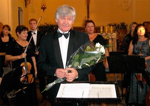 Херсонец прославляет Украину