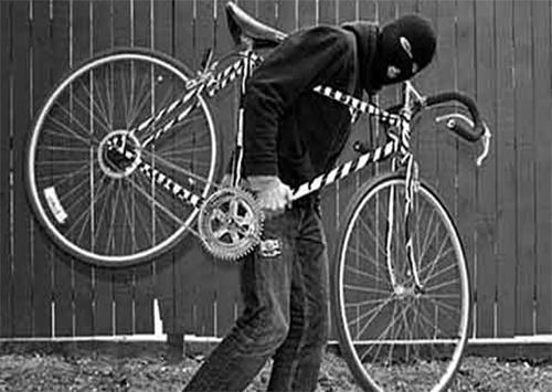 На Херсонщине воруют велосипеды и мопеды