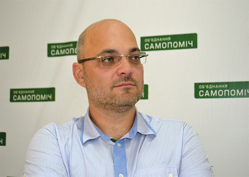 Андрей Дмитриев: Мы приглашаем к диалогу и работе инициативных, думающих, желающих изменений в Херсоне людей