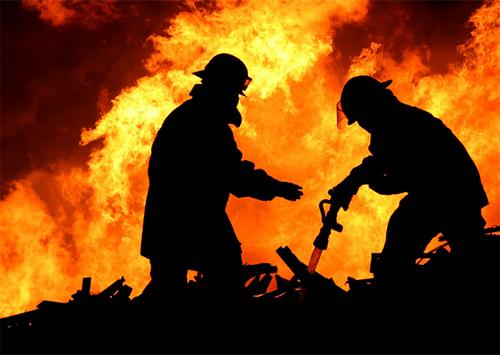 Пожежа знищила виробництво доступного палива на Херсонщині