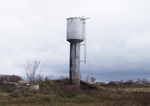 Позбуваються водонапірних башт