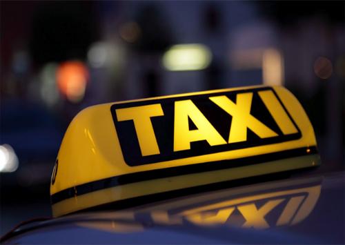 Виклик нелегального таксі коштує  17 тисяч гривень