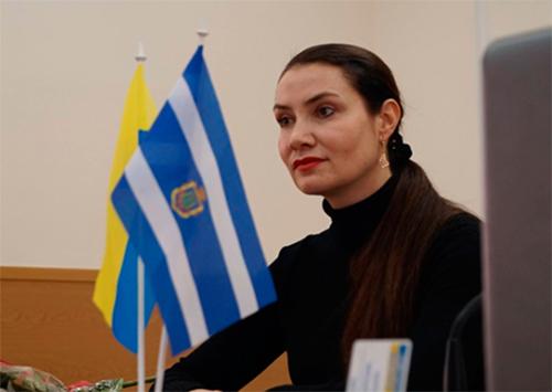 Елена Урсуленко про деньги для учебных заведений Херсона