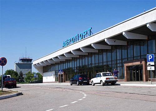 Будівництво вантажного термінала розпочали в аеропорту Херсона!