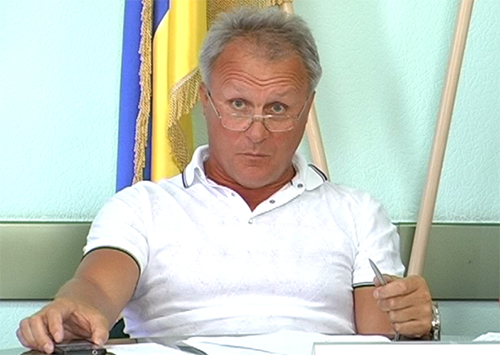 Романюк больше не глава земельной комиссии