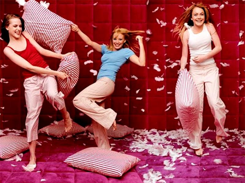 Херсонцев приглашают «потусить» в пижамах