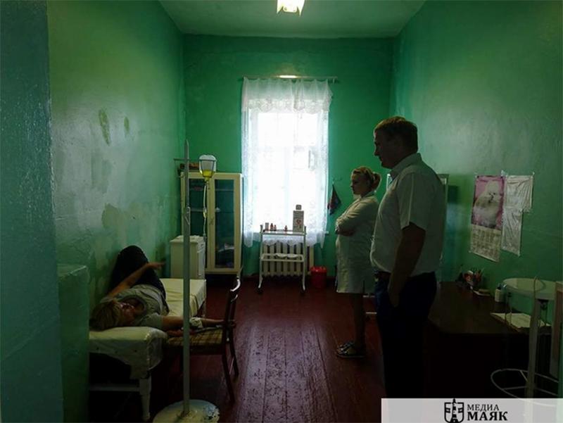 В Геническом районе создают новые рабочие места и достойные медицинские условия
