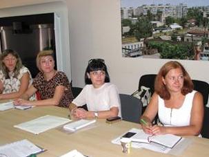 На Херсонщині навчались фахівці служби зайнятості