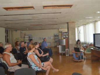 У Херсоні відбувся семінар «Нелегальна робота: чи є переваги?»