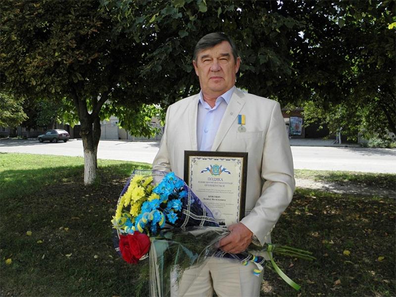 Обласна рада відзначила подякою головного лікаря Голопристанської ЦРЛ