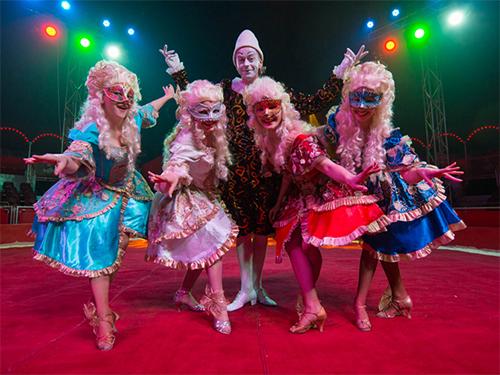 Херсонцев приглашают в «Цирк Италии»