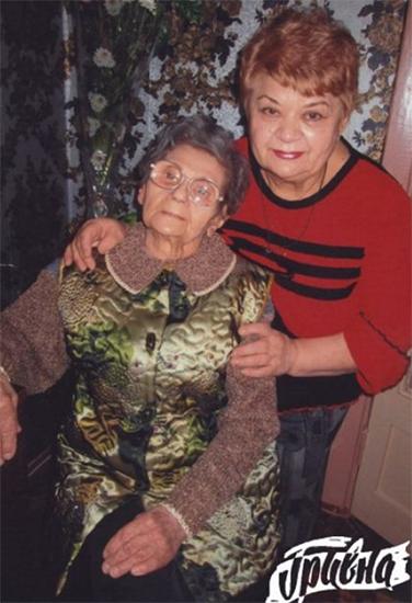 Самой старшей жительнице Херсона - 104 года!