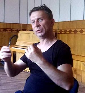 Румунський режисер поставить виставу у Херсоні