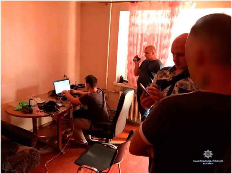 Італієць розповсюджував дитячу порнографію у Херсоні