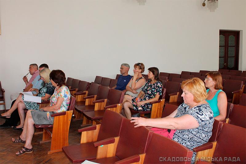 За скільки поховають у Скадовську