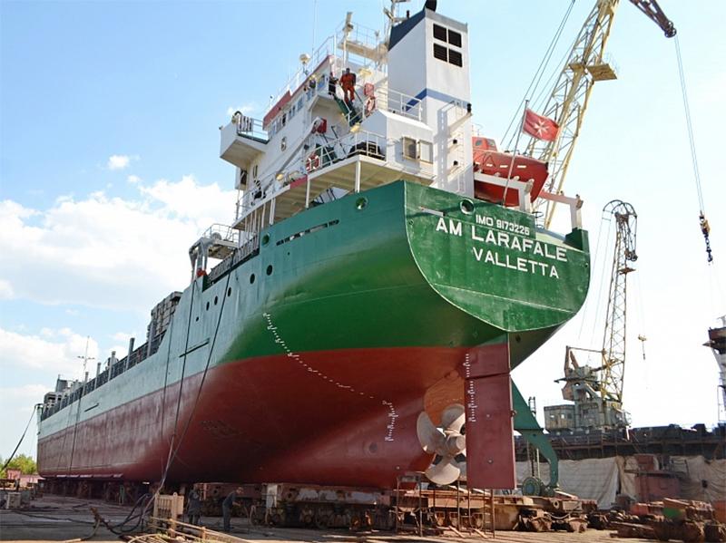 Смарт Меритайм Групп отремонтировала еще одно голландское судно