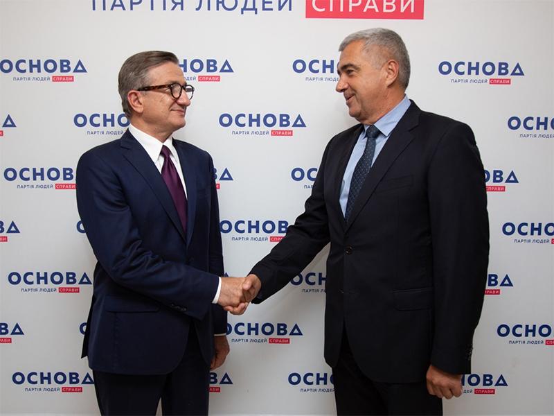Вячеслав Яременко: Всё, что Украина покупает за границей, мы в силах заменить собственным производством