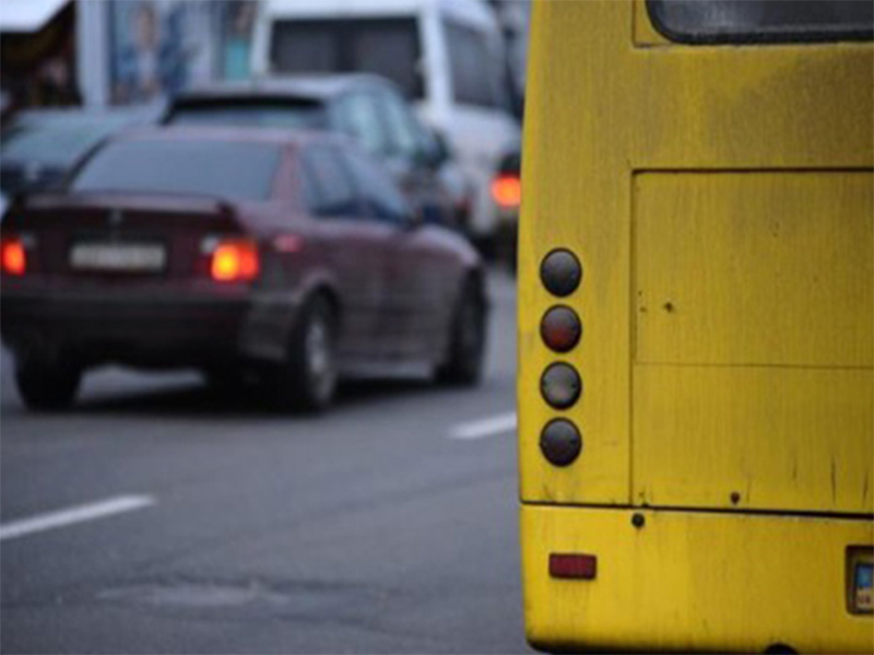 Куди їде громадський транспорт Херсона?
