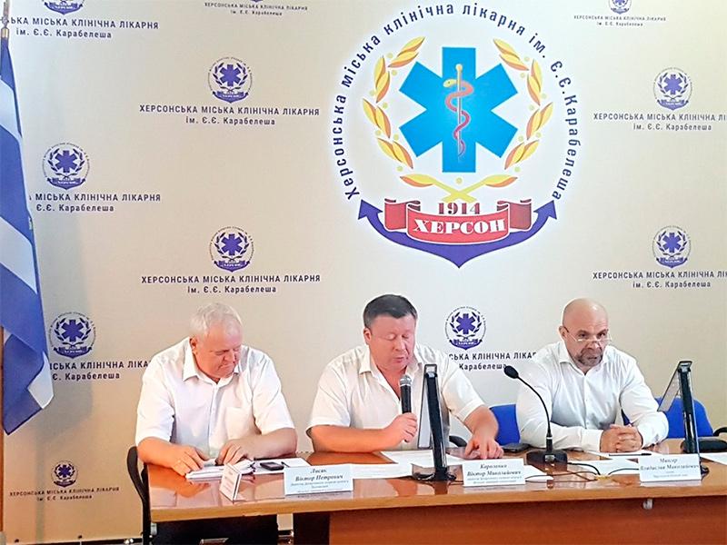 Владислав Мангер: Реформи медицини викликають багато питань, наше завдання – дати відповіді