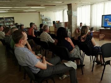 У Херсоні провели профілактичний тренінг запобігання торгівлі людьми