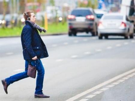 У Херсоні пішоходи ігнорують правила дорожнього руху