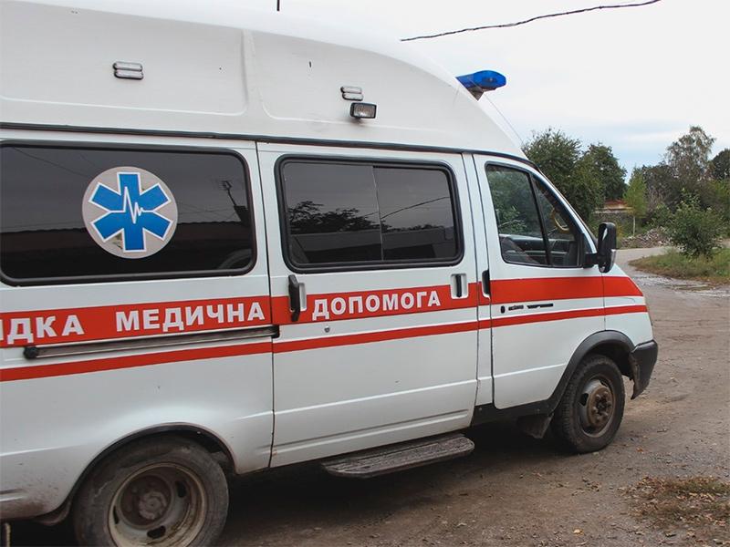 Кабина грузовика расплющила водителя на Херсонщине