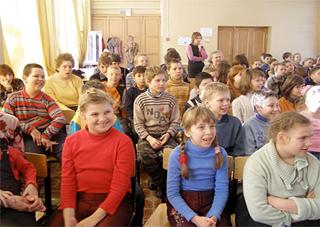Проект  «Театр детей-инвалидов. Шок? Нет – восторг!»