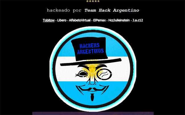 Хакерская атака на официальные сайты Херсонщины