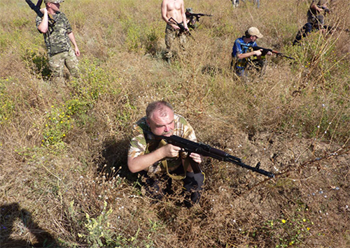 Херсонський кореспондент «Голосу України» пішов «у партизани»