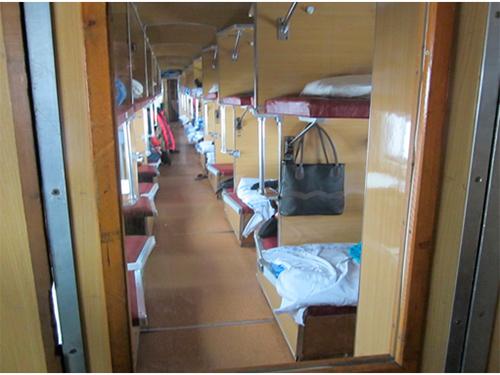 В поездах на Херсонщине воруют напропалую