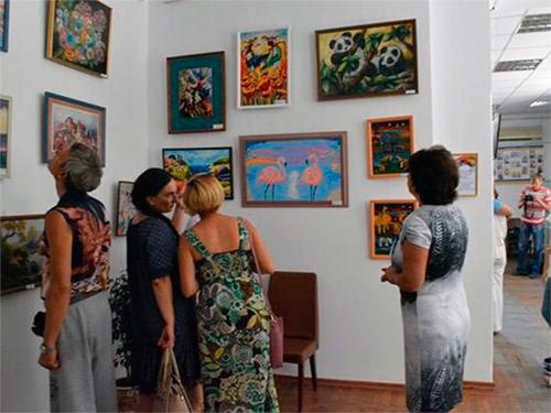 Новокаховський Будинок дитячої творчості гастролював у Херсоні