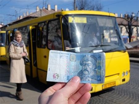 Маршрутки в Херсоне по 5 гривен: не мытьем так катаньем?