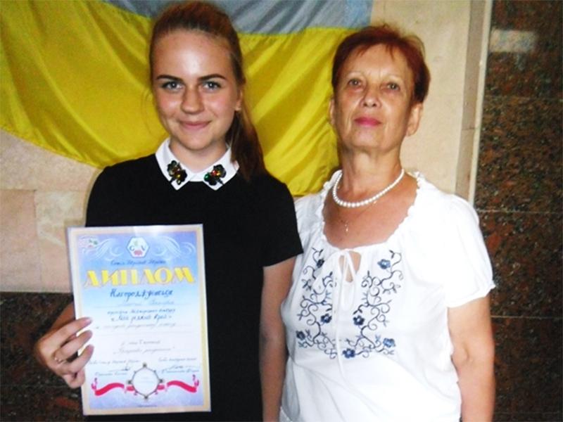 Херсонська дослідниця перемогла у міжнародному конкурсі