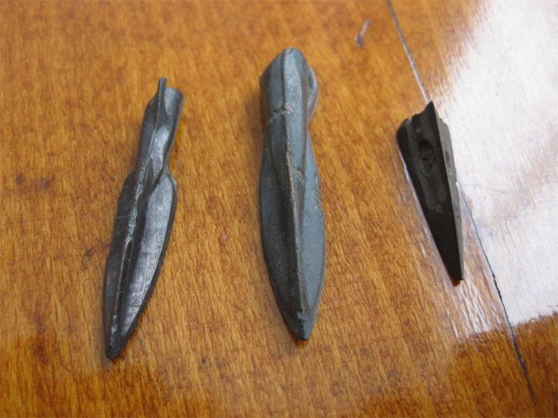 Оружие древних скифов украли на Херсонщине