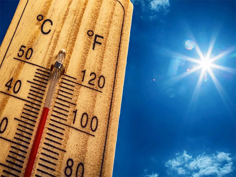 На Херсонщине - температурные рекорды