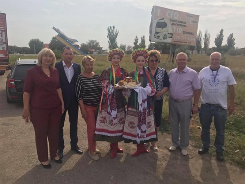Олена Урсуленко: Творіть добро