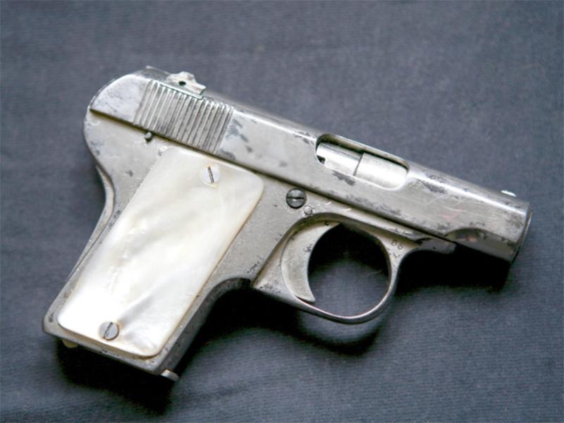 Стреляющий раритет изъяла полиция на Херсонщине