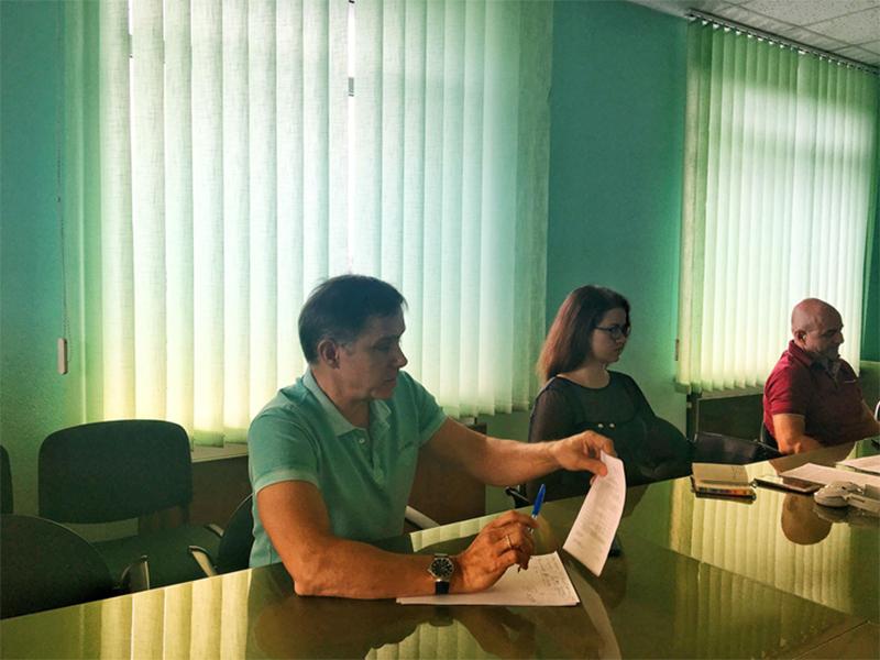 Валерий Боржков: Для всех предпринимателей Херсона условия работы должны быть одинаково честными