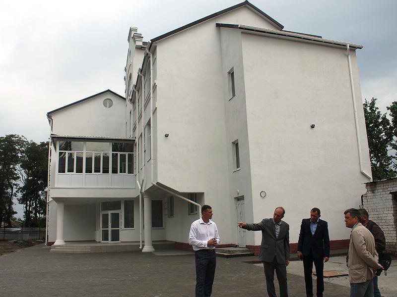 До дня міста в Херсоні побудували нову школу (ФОТО)