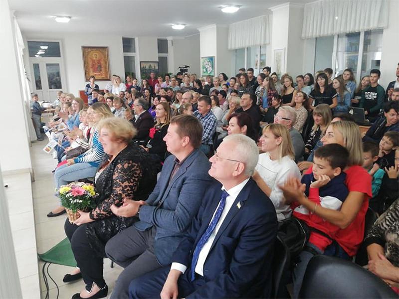 Співаковський: Гарну освіту можна отримати у рідному місті, не виїжджаючи в інші регіони