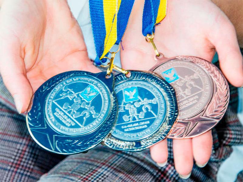 Cтудентка ХНТУ здобула перемогу на Чемпіонаті України з класичного пауерліфтингу
