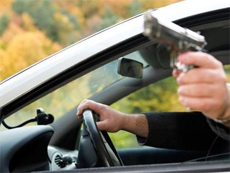 Водії на Херсонщині озброєні та небезпечні