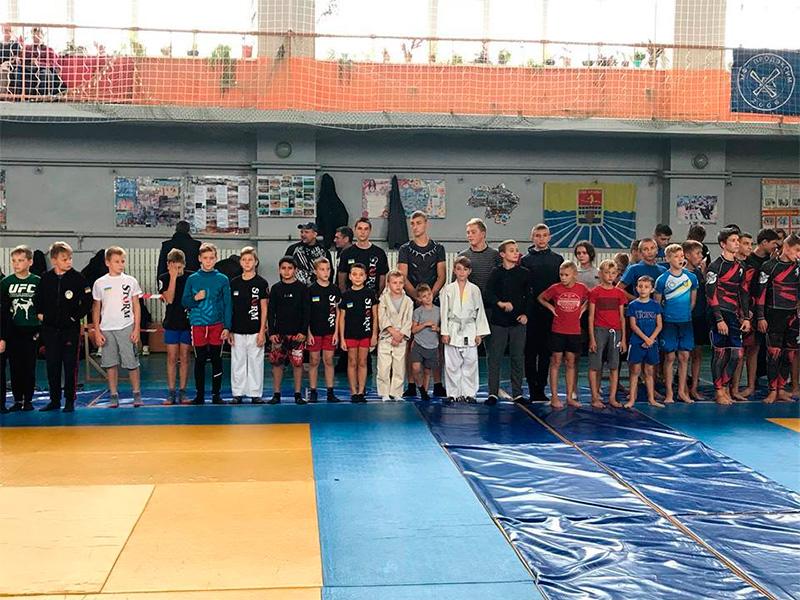 Херсонці серед призерів чемпіонату з панкратіону