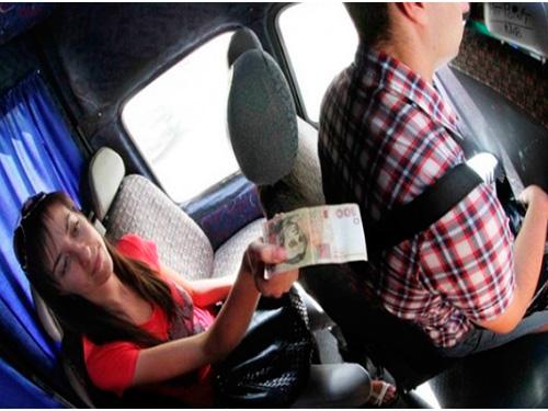 Херсонские перевозчики хотят 8 гривен