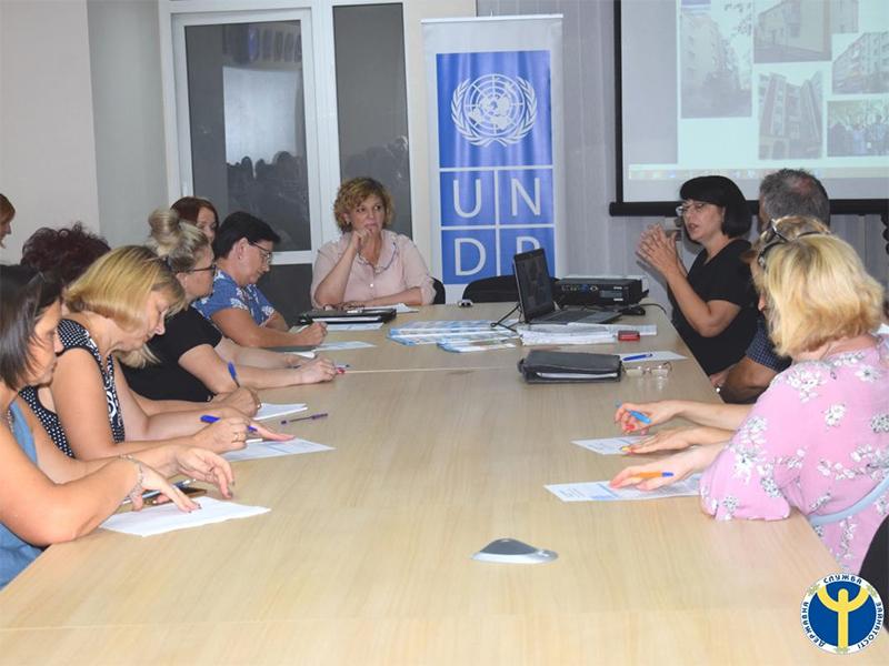 Представники 24 діючих ОСББ міста взяли участь у тренінгу на базі Херсонського міського центру зайнятості
