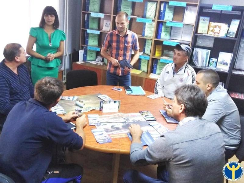На Херсонщині відбувся семінар з орієнтації на службу в Збройних силах України