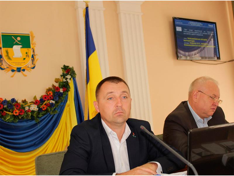 Депутати Олешківської районної ради плідно попрацювали