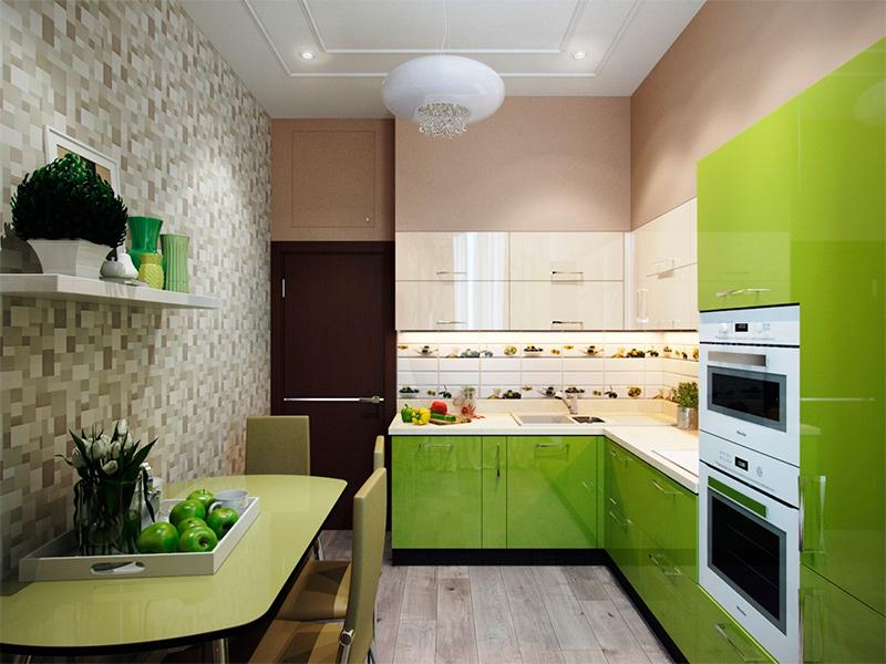 Обновление кухни в квартире: три этапа удачного ремонта