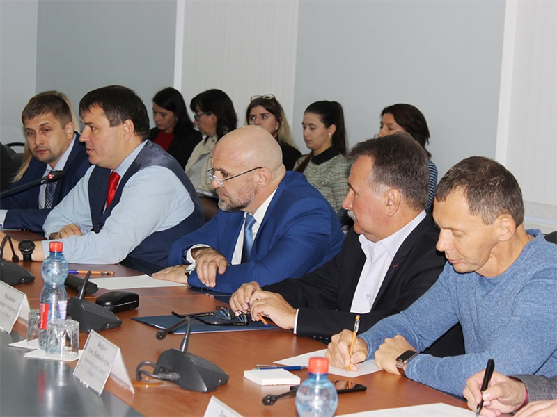 Визначено напрямки співпраці Херсонської обласної ради з Міжнародною фінансовою корпорацією