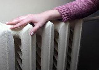 Херсонцы жалуются на отсутствие тепла в квартирах